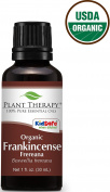 Frankincense Frereana ORGANIC Essential Oil. 30 ml. 100% Pure, Undiluted, Therapeutic Grade.