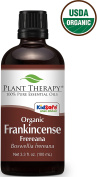 Frankincense Frereana ORGANIC Essential Oil. 100 ml. 100% Pure, Undiluted, Therapeutic Grade.