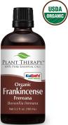 Frankincense Frereana ORGANIC Essential Oil. 100 ml. 100% Pure, Undiluted, Therapeutic Grade.