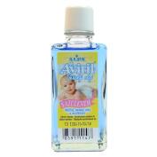 ALPA AVIRIL Baby Oil w/ Azulene Chamomile 50ml Calming Cleaning Baby's Skin Czech