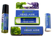 rareEssence 100% Pure Essential Oils Head Aide Roll-on & Inhaler for Minor Headache Relief