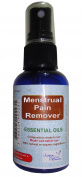 Menstrual Pain Remover - Organic Essential Oils - 60ml Ready to Use Spray