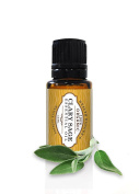 100% Organic Clary Sage Essential Oil 0.5oz