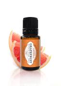 100% Organic Grapefruit Essential Oil 0.5oz