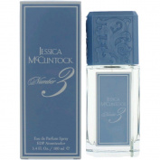 Jessica Mcclintock Number 3 by Jessica McClintock, 100ml Eau de Parfum Spray for Women
