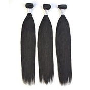 Hair 911 6A Grade Peruvian Straight 100% Unprocessed Human Hair Extensions
