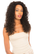 [Brazilian Virgin 100% Human Remi Lace Front Wig] - BVWF31 [Natural Black]