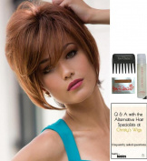KATE by Noriko Wig, 15 Page Christy's Wigs Q & A Booklet, Wig Shampoo, Wig Cap & Wide Tooth Comb - Colour