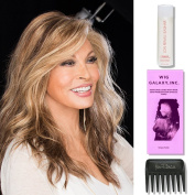 Longing for long by Raquel Welch Wigs, Wig Galaxy Hairloss Booklet, 60ml Travel Size Wig Shampoo, & Wide Tooth Comb. (Bundle - 4 Items), Colour Chosen