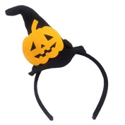 Halloween Pumpkin Headbands :H16