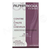 Alpharegul Femme Hair Growth Stimulator Capsules for Women by Alpharegul