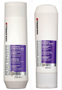 Goldwell Dualsenses Blonde & Highlights Duo Anti-Yellow Tint Shampoo 250 ml + Anti-Yellow Tint Conditioner 200 ml by Dualsenses