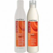 Matrix Total Results Sleek Shampoo & Conditioner Duo 300mls by Matrix Total Results Sleek