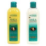 Optimum Care Amla Legend Moisture Remedy Shampoo & Conditioner Duo set by Optimum Care