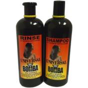 Universal La Bomba Shampoo + Rinse 470ml Combo Set by Vidimear