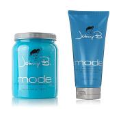 Bundle - 2 Items : Johnny B Fat Boy Hair Styling Gel Large, 1890ml & Johnny B Hair Gel, 240ml