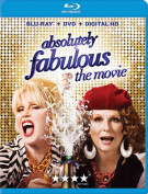 Absolutely Fabulous: The Movie [Region 1] [Blu-ray]