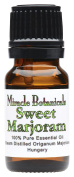 Miracle Botanicals Sweet Marjoram Essential Oil - 100% Pure Origanum Majorana - 10ml or 30ml Sizes - Therapeutic Grade - 10ml
