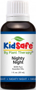 Plant Therapy Essential Oils Kidsafe Nighty Night Synergy Essential Oil Blend