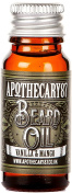 Apothecary 87, Conditioning Beard Oil for the Manliest of Man Beards, Made in England - Vanilla and Mango, 10 Ml