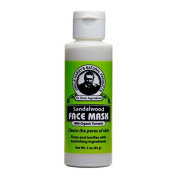 Uncle Harry's Natural Sandalwood Face Mask