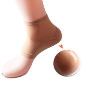 Goege Goege Gel Moisturising Heel Socks For for Dry Hard Cracked Heel Recovery