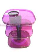 Spinning 3 Tier Cosmetic/Desk Organiser