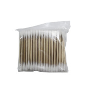 Beautyinside Cotton Swabs Swab Applicator Q-tip 100 Pieces Wood Handle STURDY