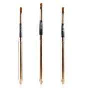 Susenstone Foundation Eyeshadow Eyeliner Lip Brush Tool