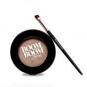 Boom Boom Brow Bar Boostier Brow Powder with Angled Brush, Bette