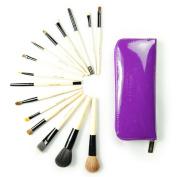 Aoohe Makeup Cosmetic Brushes Set Powder Foundation Eyeshadow Lip Brush Tool