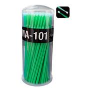 Bluelans® 100pcs Eyelash Extension Micro Brushes Disposable Individual Applicators Mascara