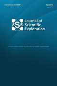 Journal of Scientific Exploration Fall 2016 30