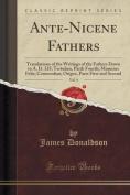 Ante-Nicene Fathers, Vol. 4