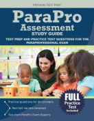 Parapro Assessment Study Guide