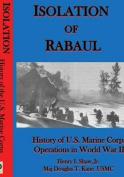 Isolation of Rabaul