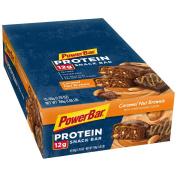 PowerBar Protein Snack Bar, Caramel Nut Brownie, 50 Gramme, 50ml