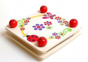 Wooden Toy - Wood'n'fun Flower Press