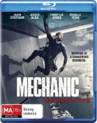 Mechanic Resurrection Blu-ray 1Disc [Region B] [Blu-ray]