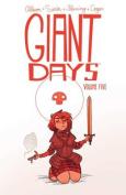 Giant Days Vol. 5 (Giant Days)