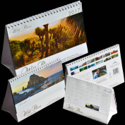 2017 Wild Places Desk Calendar