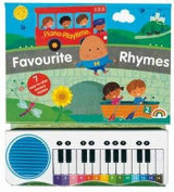 Piano Playtime Favourite Rhymes