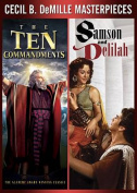 The Ten Commandments/Samson and Delilah [Region 1]