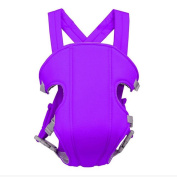 Hip Seat Baby Carrier - Advanced Lumbar Support 3 Position , purple
