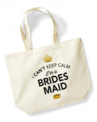 Bridesmaid, Bridesmaid Bag, Tote Bag, Bridesmaid Keepsake, Wedding Gift, Present, Hen Party, Hen Party Bag, Hen Do Gifts, Ideas For Bridesmaid, Keepsake