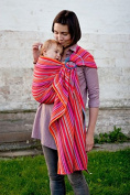 Neobulle Bulline Mason Ring With Sling Red