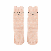 IGEMY Children Kids Girls Cute Soft Cotton Socks Knee High Hosiery In Tube Socks