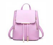 Women Girls Ladies Backpack Fashion Shoulder Bag Rucksack PU Leather Travel bag