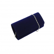 Aimira Velvet Womens Clutch Bag Ladies Party Prom Wedding Bag