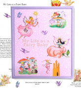 Dolce Mia Fairies Baby Memory Book